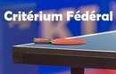 Modification du règlement du critérium fédéral